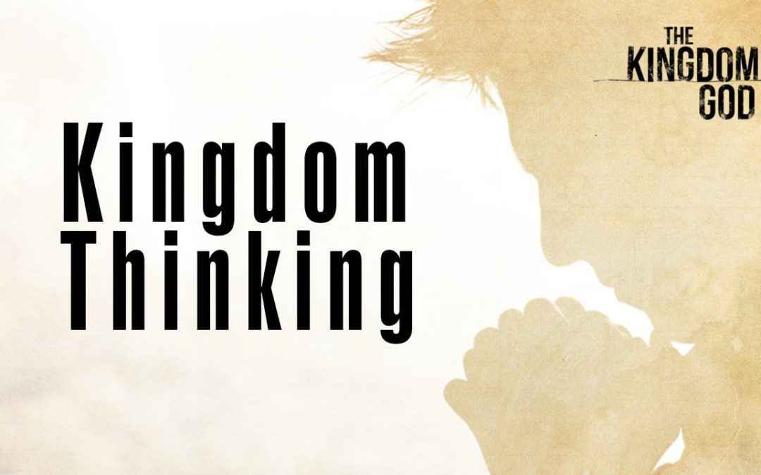 Thoughts on God's Kingdom – By Sandy Wickberg